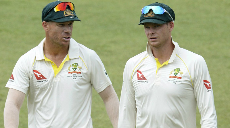Steve Smith and David Warner tried ball tampering even in domestic match