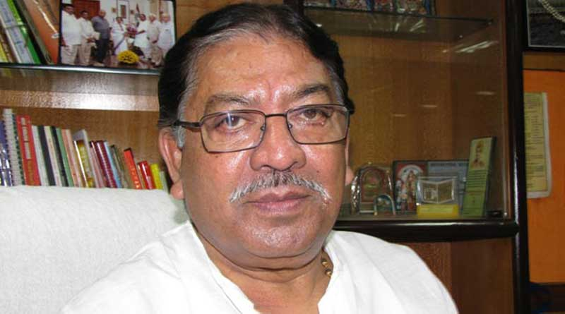 Congress leader Soumen Mitra admitted in AIIMS