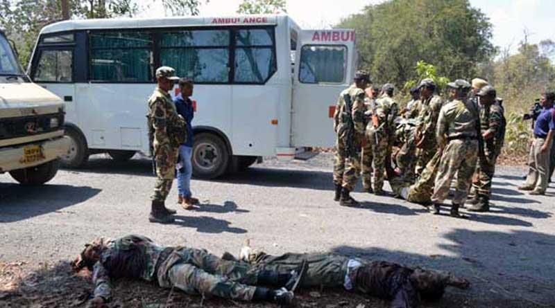 Chhattisgarh: 8 CRPF personnel martyred in Mao attack in Sukma