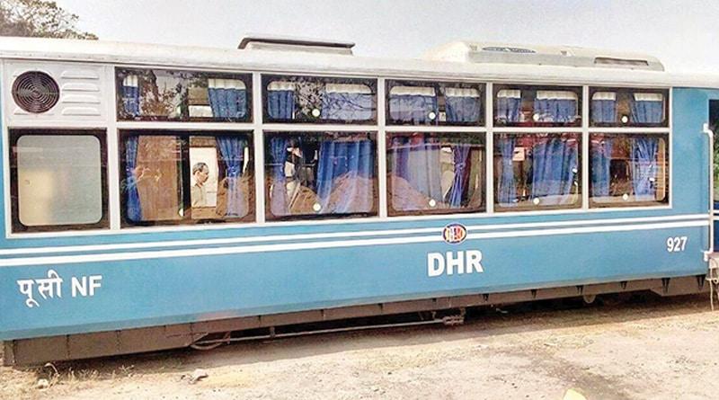 Darjeeling Himalayan railways to introduce AC toy train