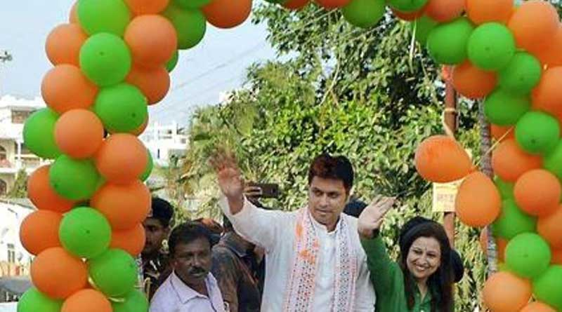 Biplab Deb to take oath as Tripura chief minister on Friday