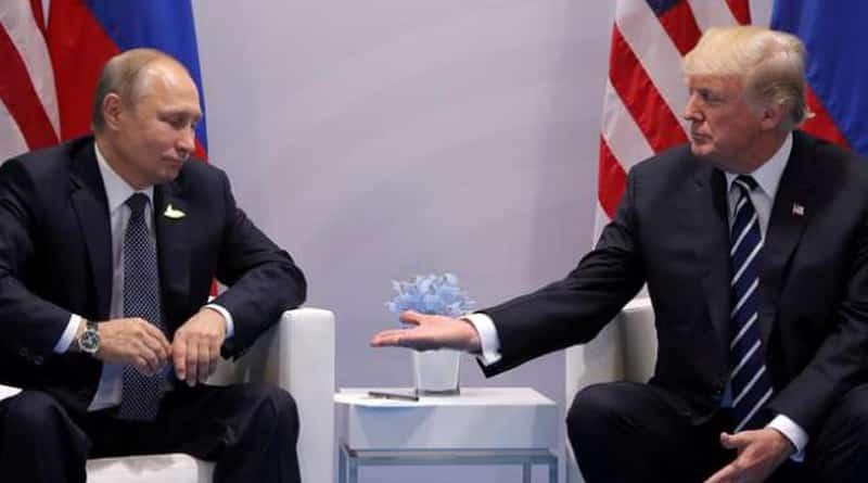 Putin is murderer, alleges US President Donald Trump