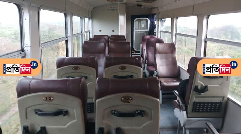 Online ticket booking for Darjeeling toy train to start soon