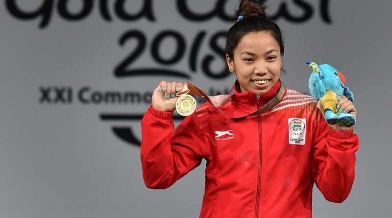 CWG 2018: Mirabai Chanu Clinches Weightlifting Gold In Record-Breaking Show