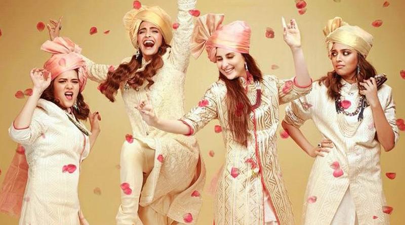 Kareena Kapoor, Sonam Kapoor starrer Veere Di Wedding trailer released