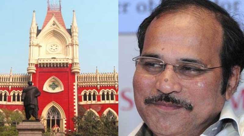 Calcutta HC seeks report on alleged assault on Adhir Chowdhury's rally