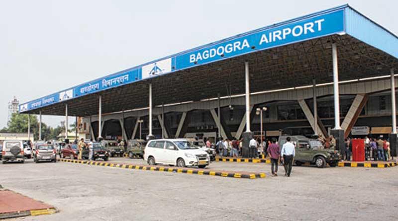 Bagdogra airport brings change in schedule of flight operation
