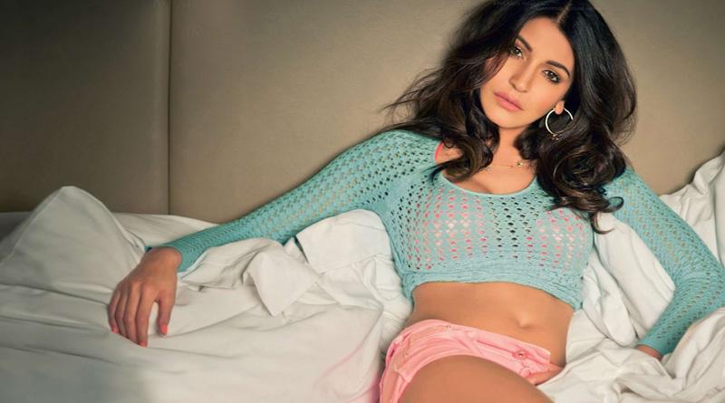 Anushka Sharma is suffering from Bulging Disc