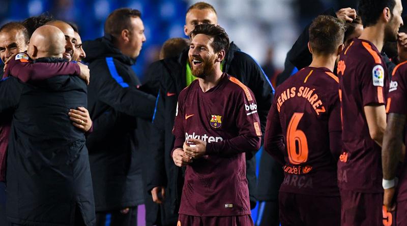 Cristiano Ronaldo opens up on Lionel Messi's La Liga triumph