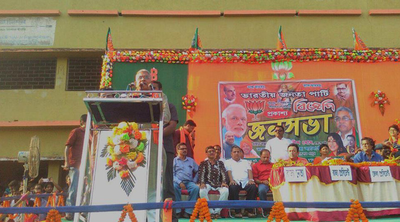 Furious Dilip Ghosh lashes at Party workers
