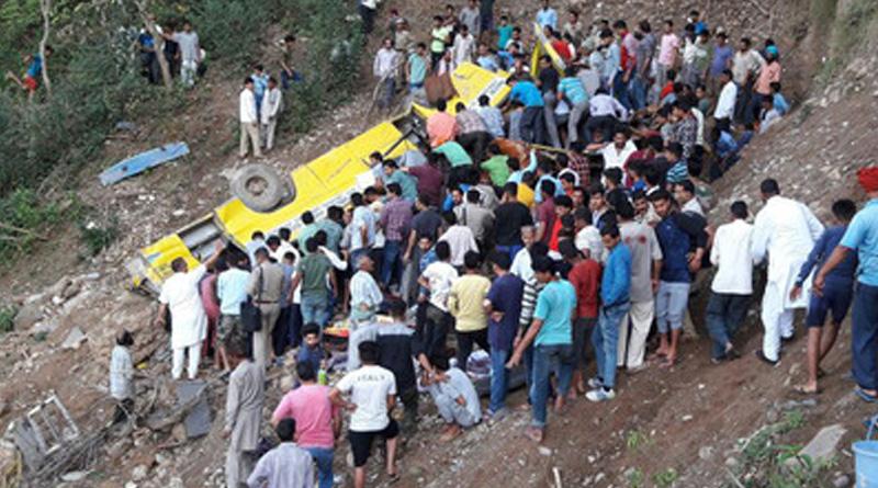 Himachal Pradesh bus accident: Death toll reaches 30, compensation announced