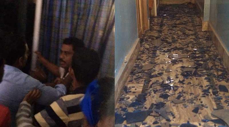 Patient death: Relatives vandalize Bangaon hospital alleging negligence