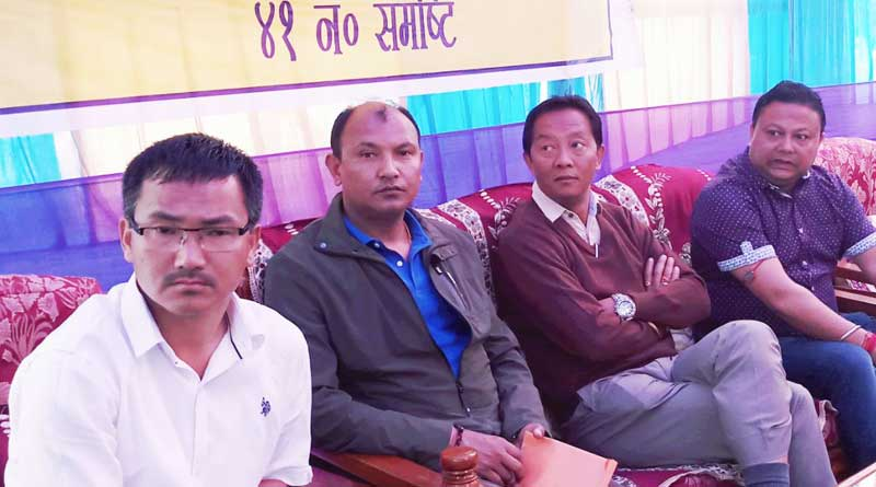 GJM extends support to TMC in panchayet poll