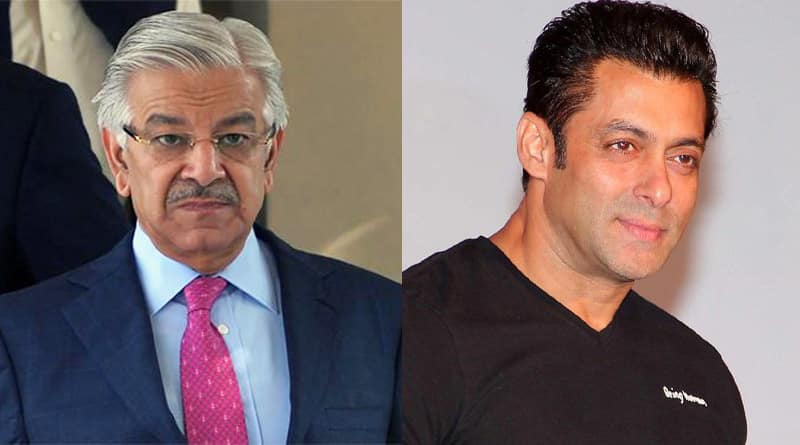 Salman Khan punished for being a Muslim, says Pakistan foreign minister