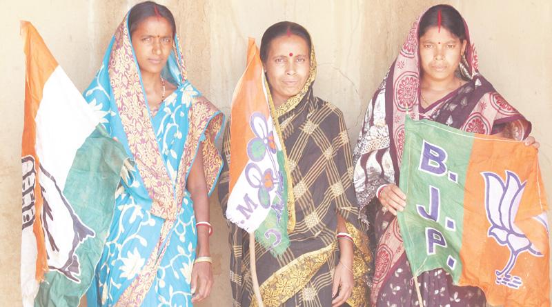 Purulia:  WB panchayat polls turn Sister-in-laws rival