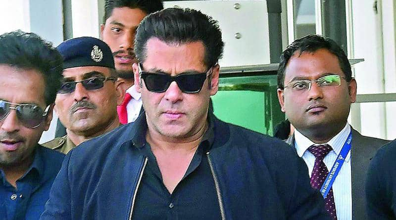 Blackbuck poaching: Salman Khan granted bail
