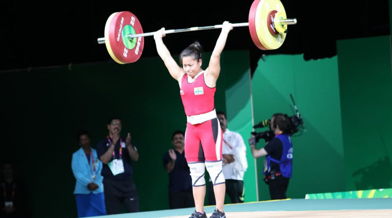 CWG 2018: Weightlifter Sanjita Chanu bags second gold medal