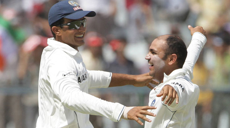 Informed Sourav Ganguly about Greg Chappell's infamous e-mail: Virender Sehwag