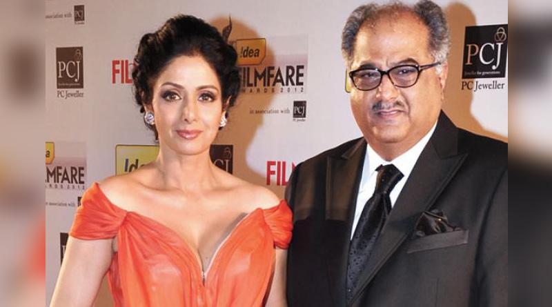 Boney Kapoor shares Sridevi's emotional video on Twitter