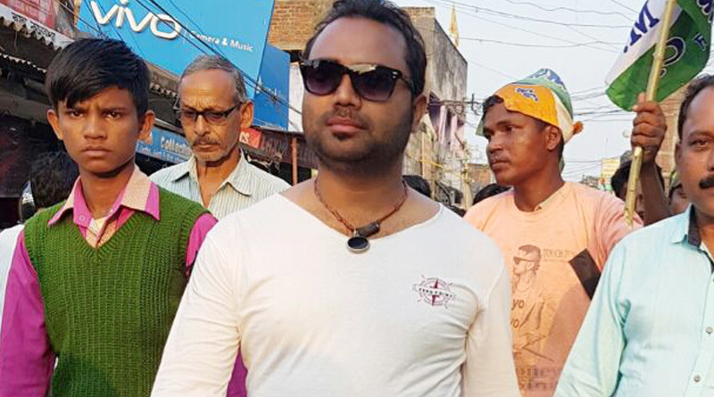 Junior of Congress MLA Nepal Mahato, Suleman is the new candidate of TMC