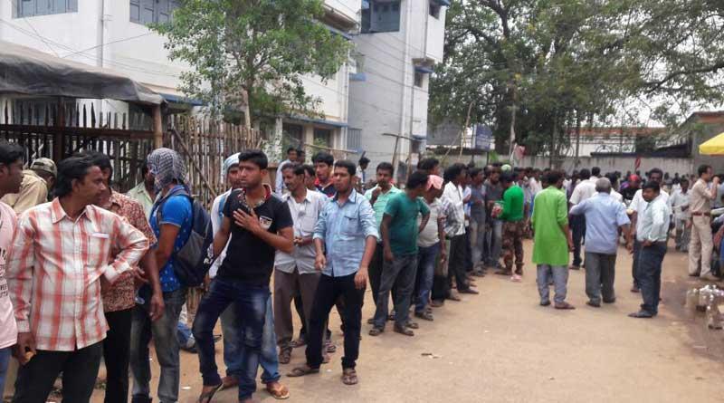 West Bengal panchayat polls: Alleged TMC goons sabotage nomination process in Suri