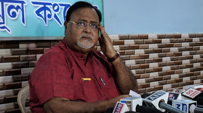 strong action for TMCP college union by Partha Chatterjee