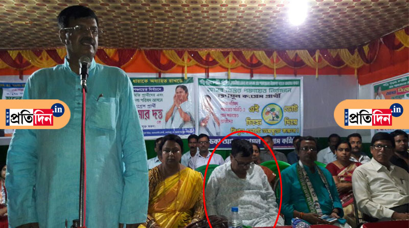 tmc candidates are sleeping on the open stage