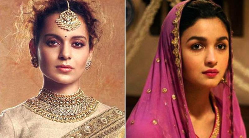 Kangana Ranaut praises Alia Bhatt's performance in Raazi