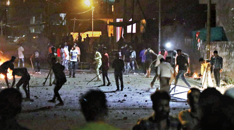 Three FIRs filed in Aurangabad violence, detained many