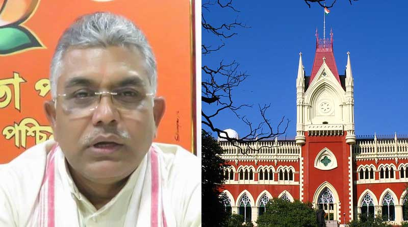 Kolkata High court directs State BJP president Dilip ghosh to submit his certificate