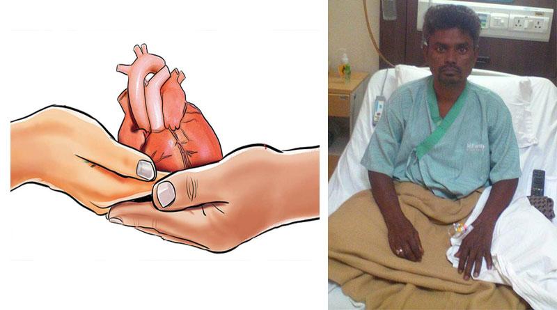 Kolkata creates history with first ever heart transplantation