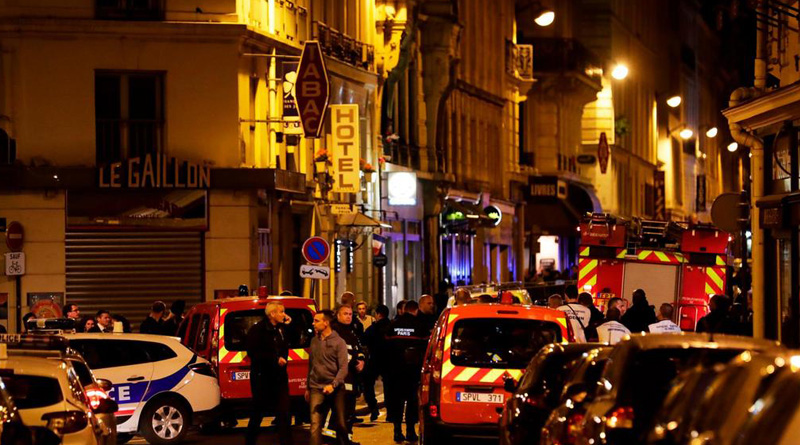 One killed in Paris 'Islamic State' knife attack