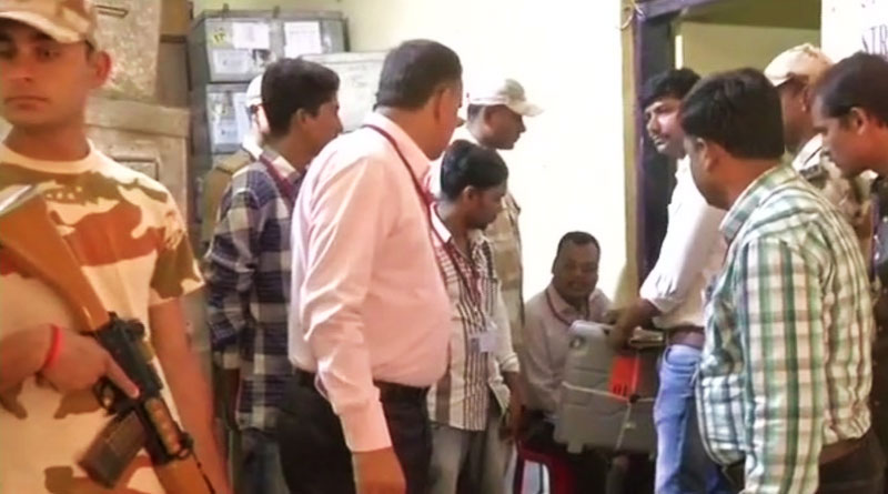 Counting of votes for Karnataka Elections 2018 begins