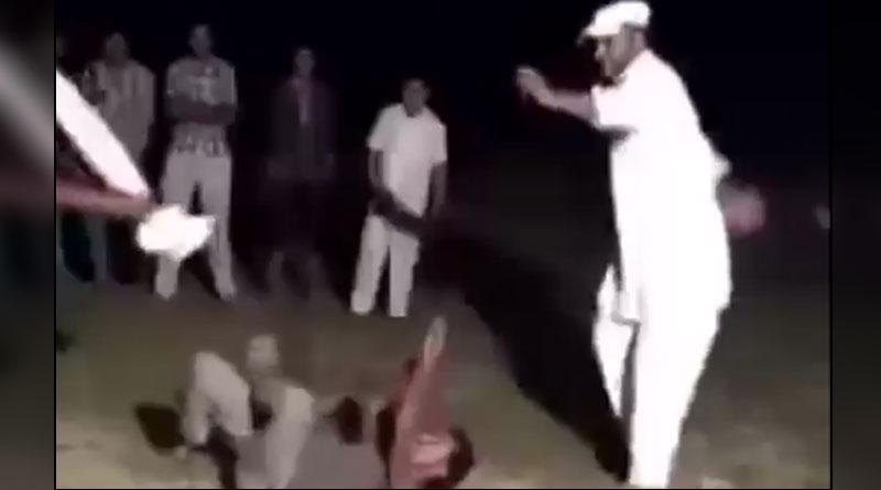 Video of man performing nagin dance storms internet