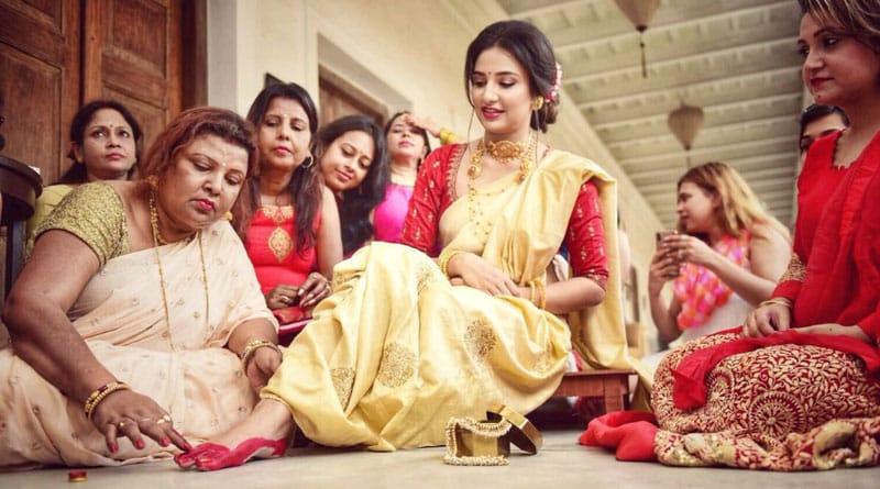 Raj Subhashree marriage rituals started