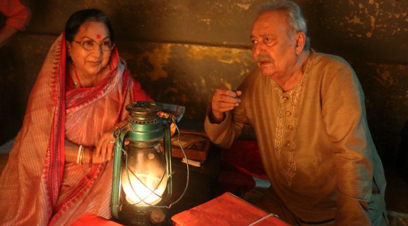 Soumitra Chatterjee, Sandhya Roy share thoughts on Manojder Adbhut Bari