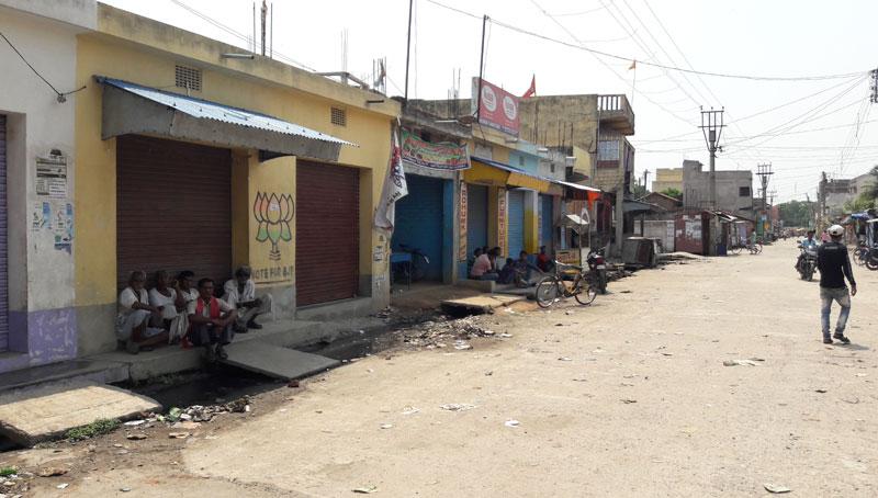 Strike hits normal life in Jungle Mahals