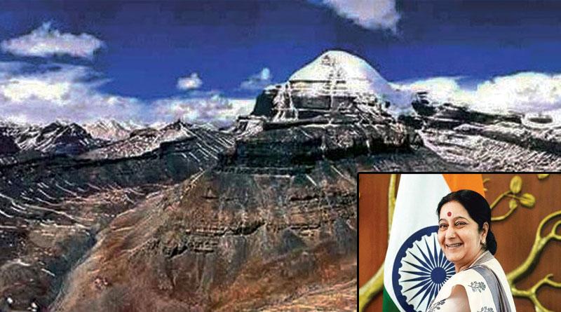 Kailash Mansarovar Yatra resumes via Nathu La pass: Sushma Swaraj