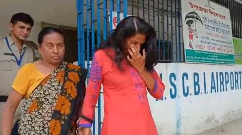 Woman steals co-passenger's bag at Dum Dum airport, held