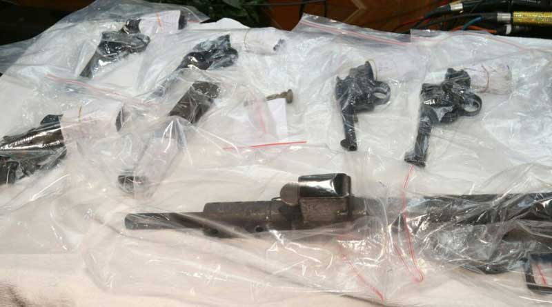 OFB weapons ending in Mao hands, STF nabs 6