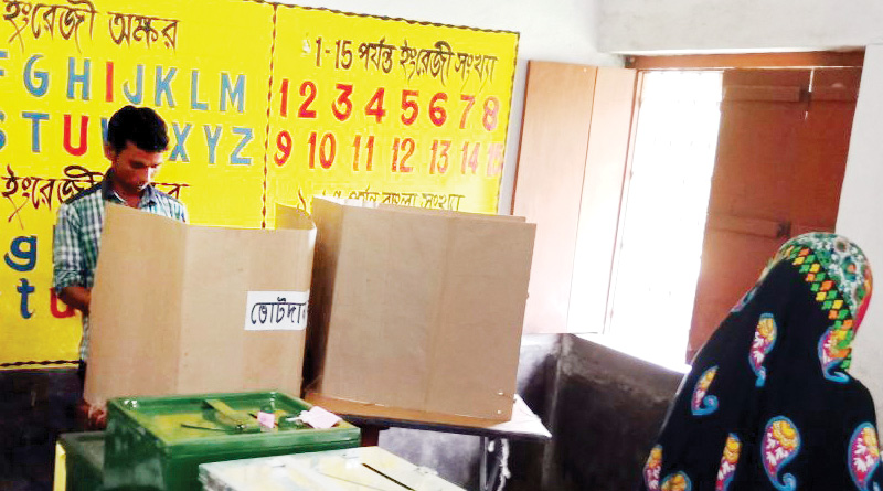 26 ballot boxes are missing in Murshidabad