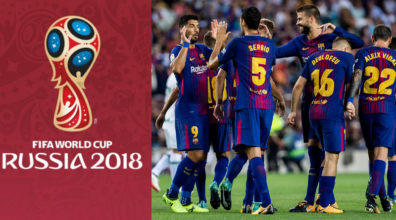 Fifa World Cup 2018: Barca bags incredible record even before kickoff
