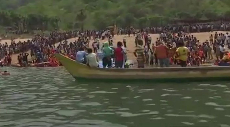 Andhra boat capsized, search is on for missing passengers