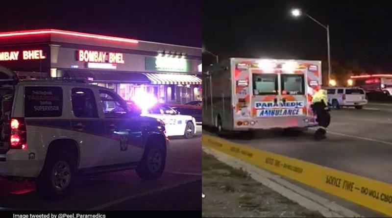 Blast tears apart Indian eatery in Toronto, 15 injured