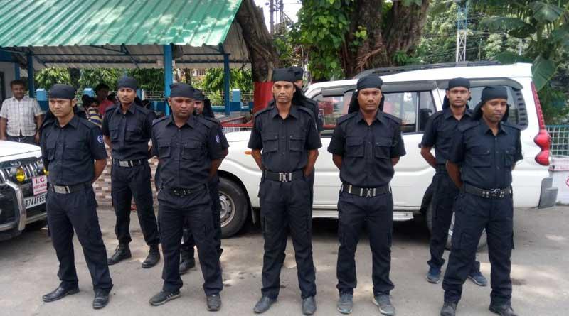 WB Panchayat Poll: civic combat created with civic volunteers in Jalpaiguri