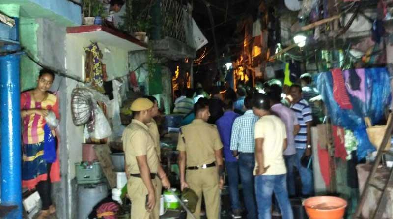 Violence in Ballygunge, 4 injured