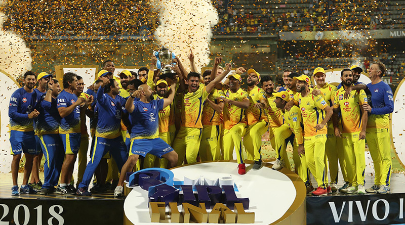 Chennai shows how to come back