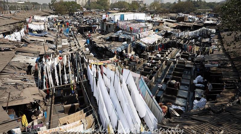Mumbai's iconic Dhobi Ghat to get washing machines