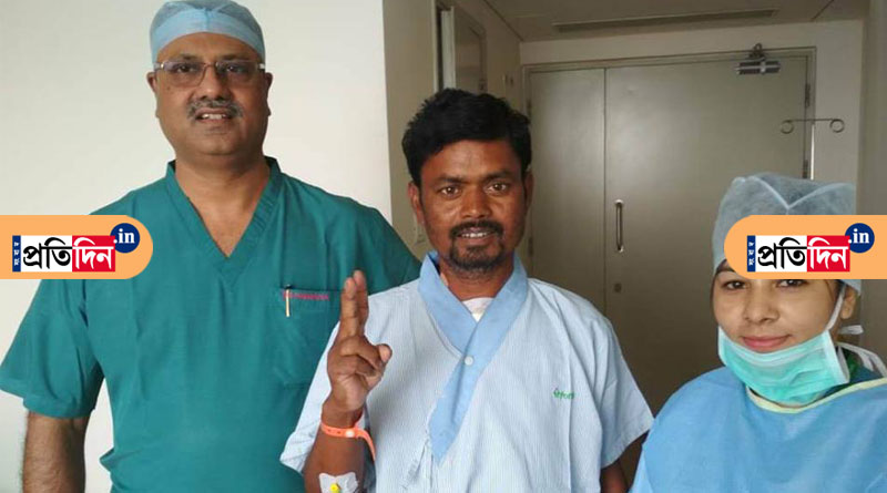 Dilchand's new heart keeps beating well, to be released from hospital soon