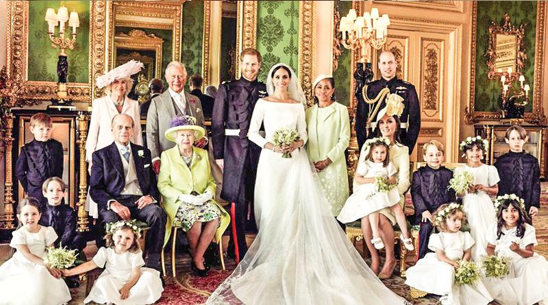 Weeding ring sales increased in Britain after Harry-Megan's marriage